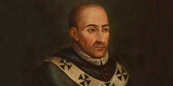 Photo of Santo Toribio de Mogrovejo