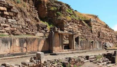 templo chavin de huantar