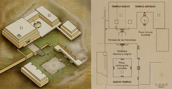templo Chavín de huantar cultura chavin