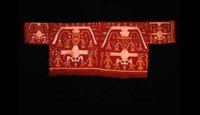 Arte textil de la Cultura Chimú
