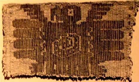 textil huaca prieta