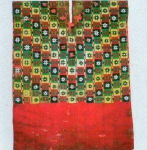 textil inca