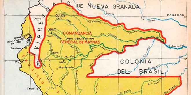 Photo of Fronteras de la naciente Republica del Perú