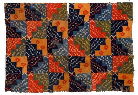 cultura wari huari textil